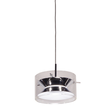 Dainolite 185LED-1P-PC - LED Mini Pendant, PC
