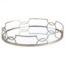 Arteriors Home 3137 - Cinchwaist Oval Tray