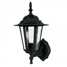 Capital Canada 9825BK - Cast Outdoor Lantern