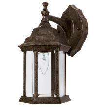 Capital Canada 9830BK - Cast Outdoor Lantern