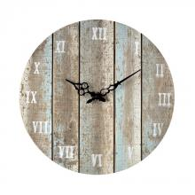 Sterling Industries 128-1009 - Wooden Roman Numeral Outdoor Wall Clock.