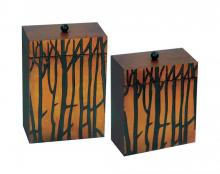 Sterling Industries 51-0186 - Set/2 Branch Boxes