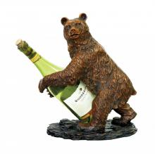 Sterling Industries 91-2119 - Bear Wine Holder