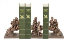 Sterling Industries 91-4072 - Set of 3 Secret Tree Bookends