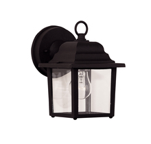 Savoy House Canada 07067-BLK - Exterior Collections Wall Mount Lantern