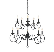 Savoy House Canada 1-1171-10-55 - Winbrook 10 Light Chandelier