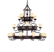 Savoy House Canada 1-2239-20-25 - San Gallo 20 Light Chandelier