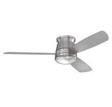 Savoy House Canada 52-417H-3SV-SN - Polaris Hugger Ceiling Fan