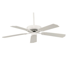 Savoy House Canada 52-FAN-5W-WH - The Builder Specialty Ceiling Fan