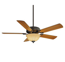Savoy House Canada 52-SGB-5RV-13 - Barbour Island Ceiling Fan
