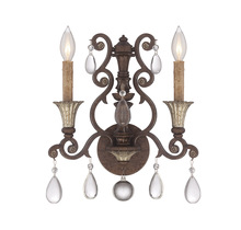 Savoy House Canada 9-3013-2-8 - St. Laurence 2 Light ADA Sconce