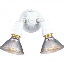 Progress P5207-30 - Two Light White Outdoor Directional Light