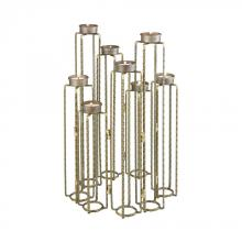 Dimond 3129-1149 - Ascencio Hinged Candle Holders
