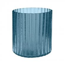 Dimond 464066 - Marine Fizz Fluted Votive - Small