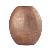 Dimond 8178-059 - Kolkata 10-Inch Vase In Copper