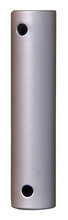 Fanimation DR1SS-12MGW - 12-inch Downrod - Metro Gray - Stainless Steel