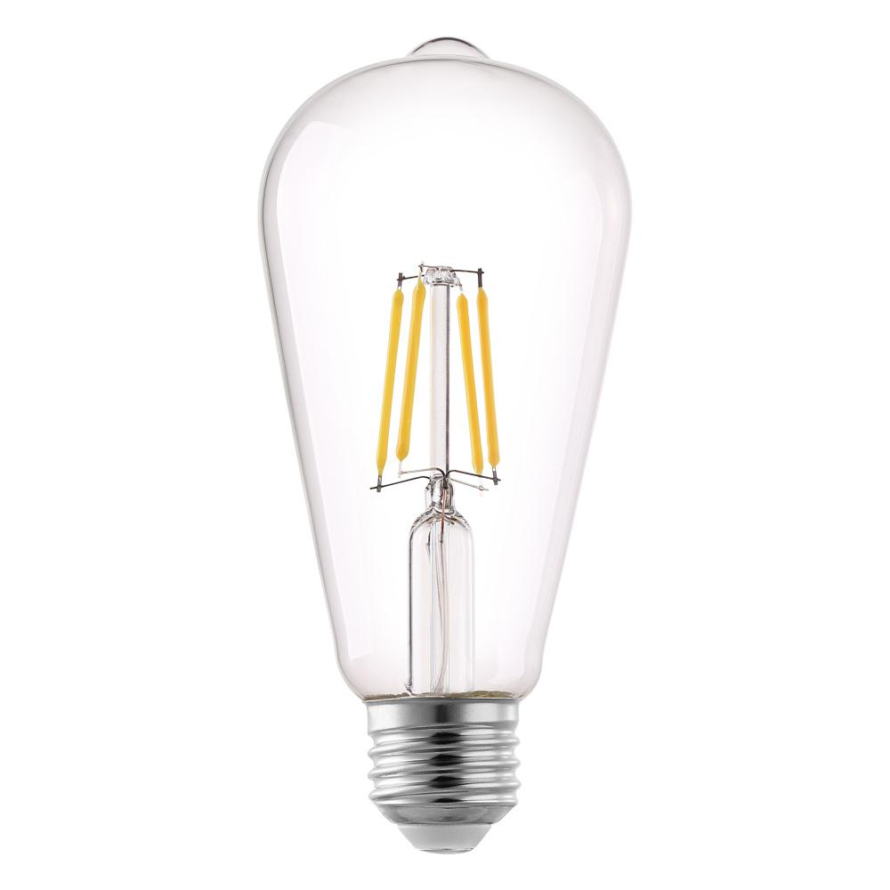 4.5W LED ST19 Filament (10 pack)