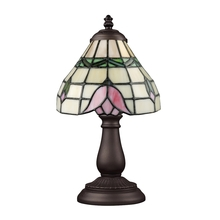 ELK Lighting 080-TB-09 - Mix-N-Match 1 Light Table Lamp In Tiffany Bronze