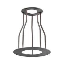 ELK Lighting 1029 - Cast Iron Pipe Optional Cage Shade