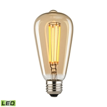 ELK Lighting 1110 - Filament Medium LED Bulb With Light Gold Tint