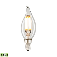 ELK Lighting 1112 - Filament Candelabra LED Bulb