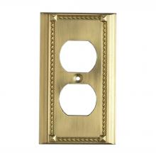 ELK Lighting 2500BR - Clickplates Switch Plate In Brass